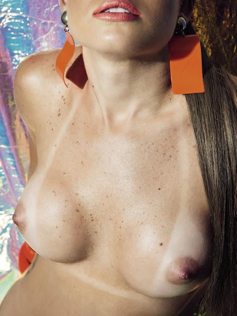 Rita Mattos gari gata nua pelada na playboy de setembro 11