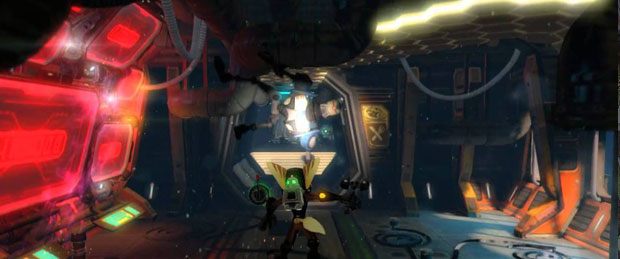 Ratchet & Clank Into the Nexus Trailer