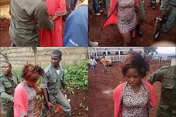 Heartless Lady Kills Her Pregnant Bestie For Marrying A Man She Also Loves (Photos)