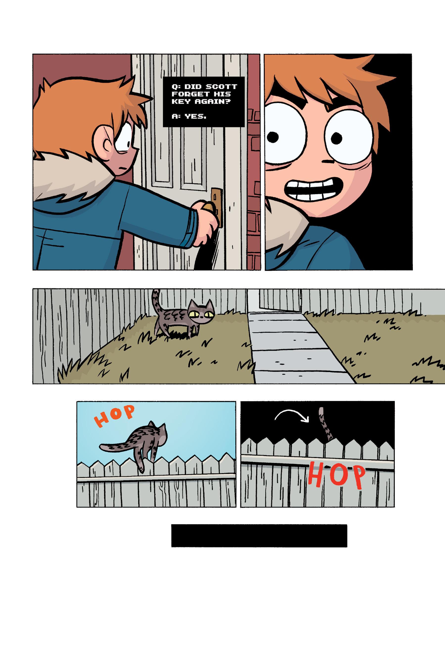Read online Scott Pilgrim comic -  Issue #5 - 145