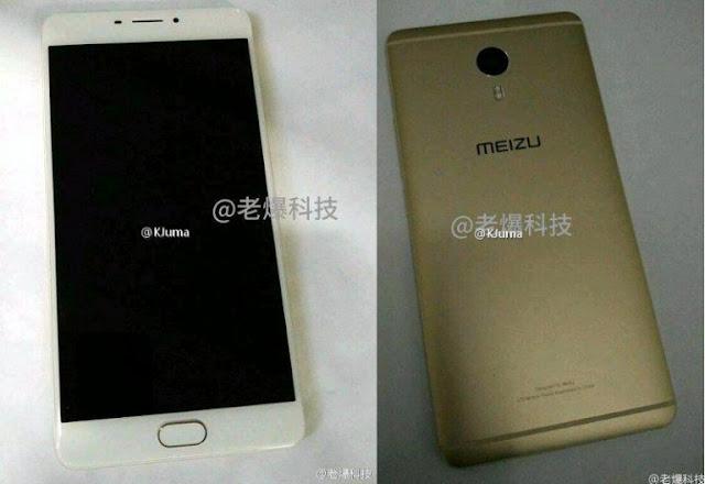 Spesifikasi Meizu M3 Max Dengan Chipset Helio P20 Harga 3 jutaan