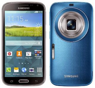 Spesifikasi Samsung Galaxy K Zoom SM-C111 Terbaru