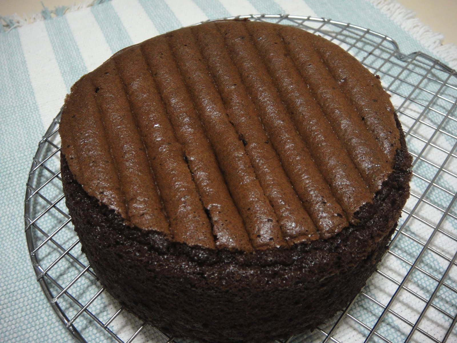 Chocolate Syryp Cake