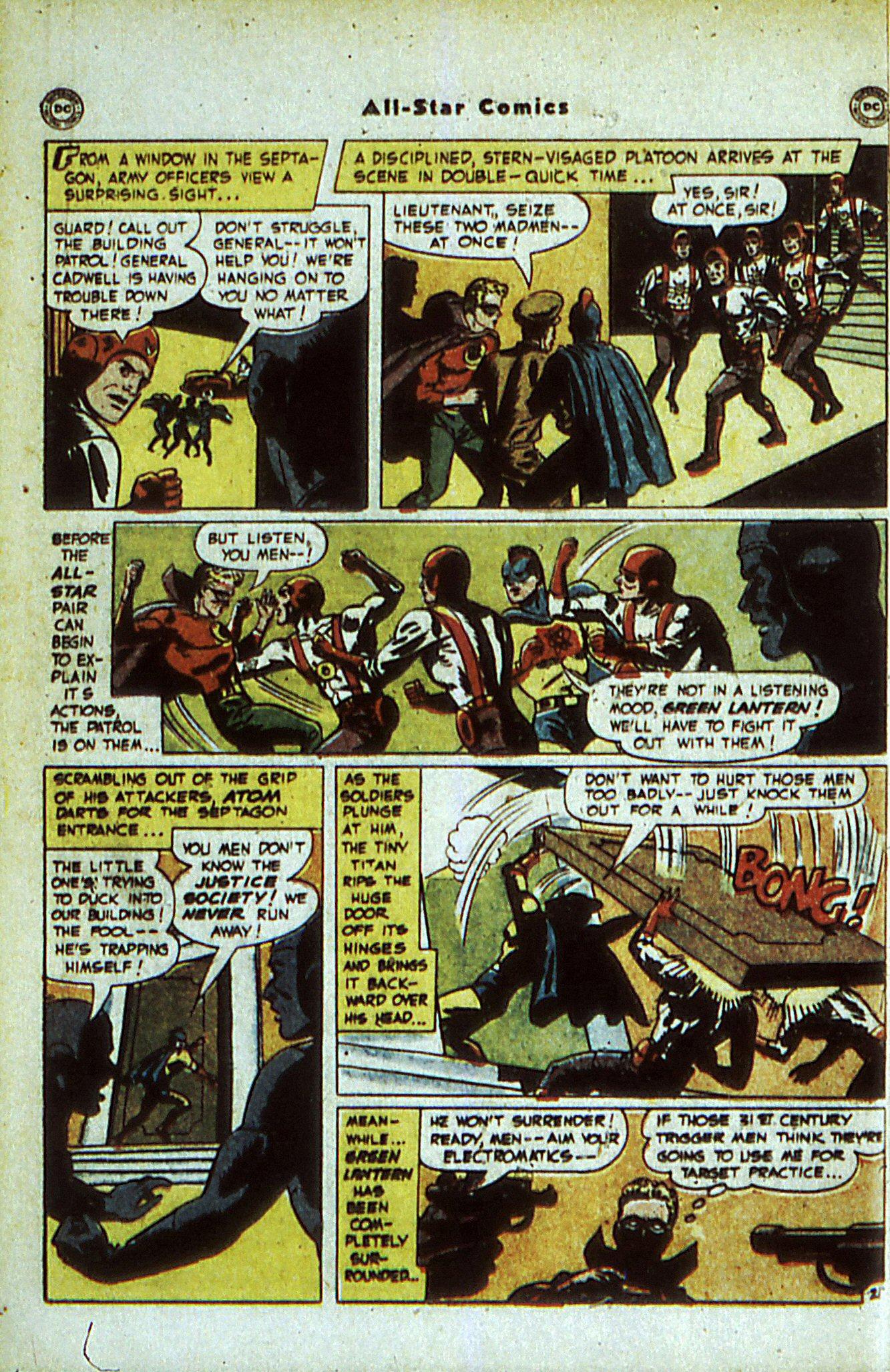 Read online All-Star Comics comic -  Issue #56 - 26