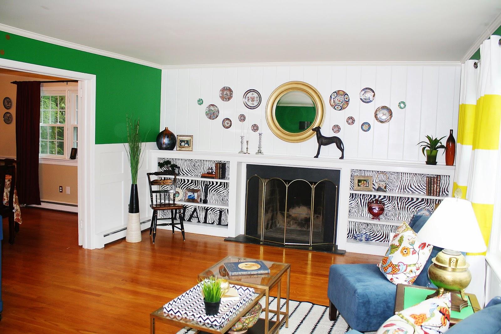 Formal Living Room Makeover {Knock It Off}