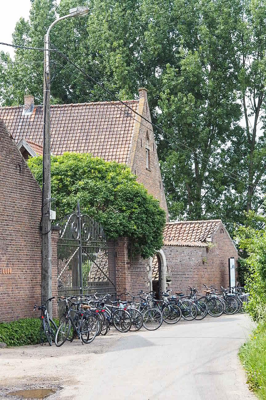 Hof Ten Dormaal Brewery, Leuven, Belgium