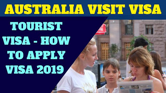 AUSTRALIA VISIT VISA -TOURIST VISA ,australia visit visa from pakistan