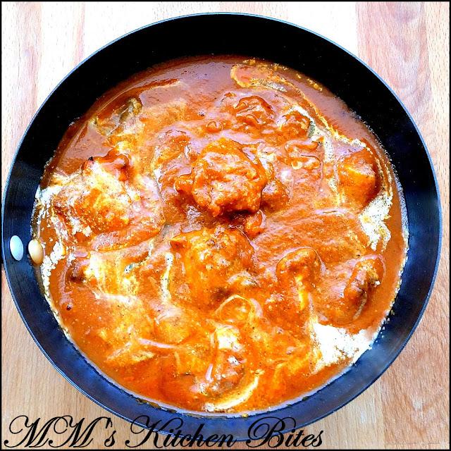Chicken Tikka Masala mmskitchenbites