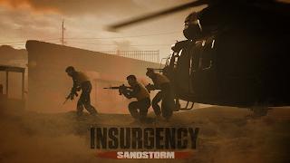 Insurgency Sandstorm Cover Wallpaper