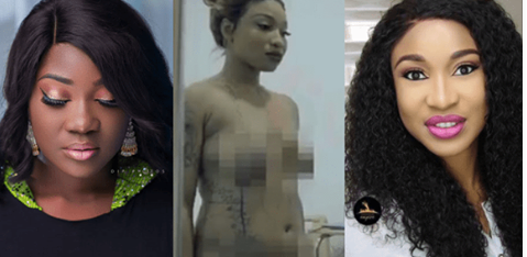 Still, on the shocking reveal that Actress Tonto Dikeh went under the knife, fellow actress Mercy Johnson has just reacted to the news.