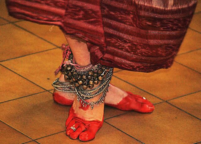 danza sacra india roma