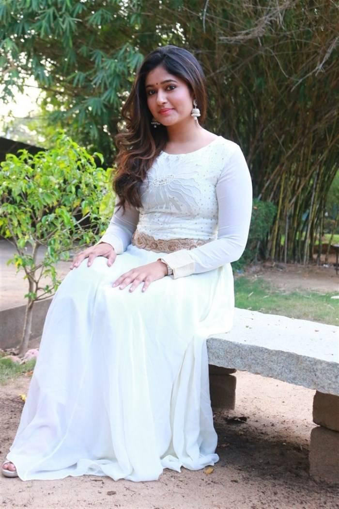 Poonam Bajwa Latest Beautiful Photos In White Dress