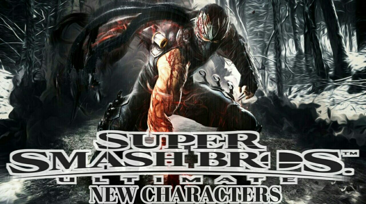 Super Smash Bros. Ultimate New Characters