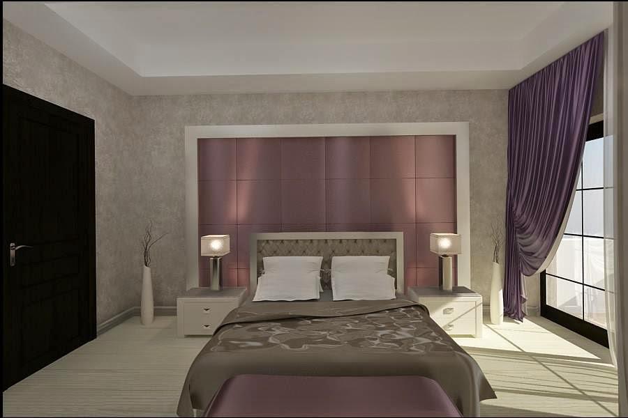 Design interior dormitor vila moderna