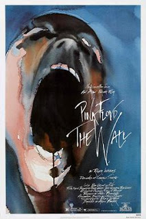 Cartel de la película Pink Floyd The Wall de 1982