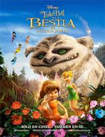Campanilla y la Leyenda de la Bestia (2014)  online y gratis