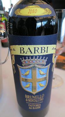 Fattoria dei Barbi Brunello di Montalcino 2010 - DOCG, Tuscany, Italy (91 pts)
