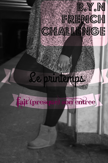"[OOTD] ""B.Y.N. French Challenge/Le printemps fait (presque) son entree"""