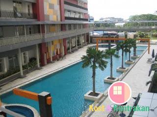 Disewakan Gardenia Boulevard Apartment