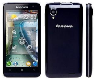 Cara Flash Lenovo P770 Dengan Flashtool