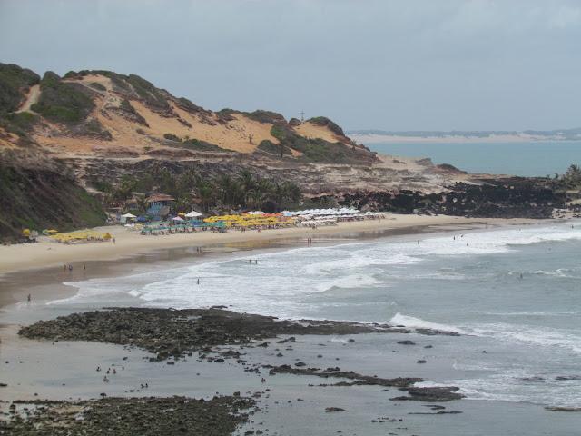 Belvedere Beach Pipa Brazil