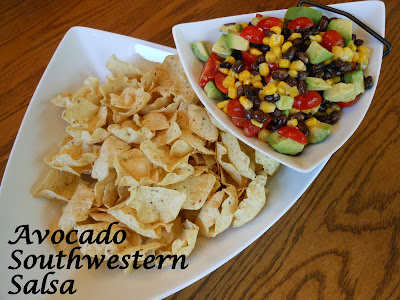 Southwestern Avocado Salsa