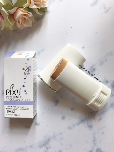 PIXY Stick Foundation shade natural beige