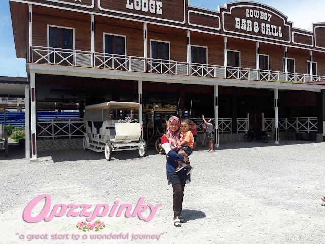 Cowboy Town - Sabandar Leisure Rides, Tuaran Sabah