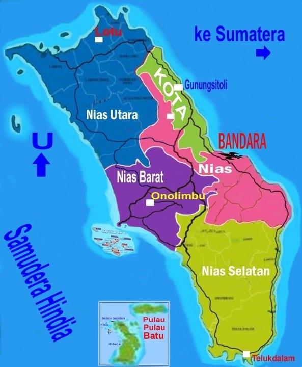 PEMANDU WISATA UNJ: T3_Anisa Dyah Ayu Kartika Sari_Pulau Nias