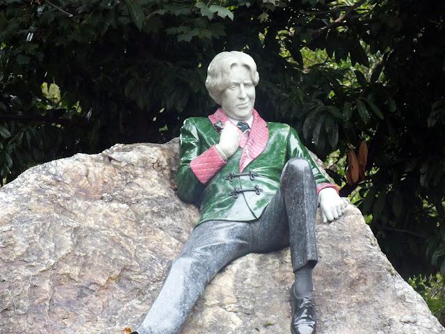 Oscar Wilde en Dublín