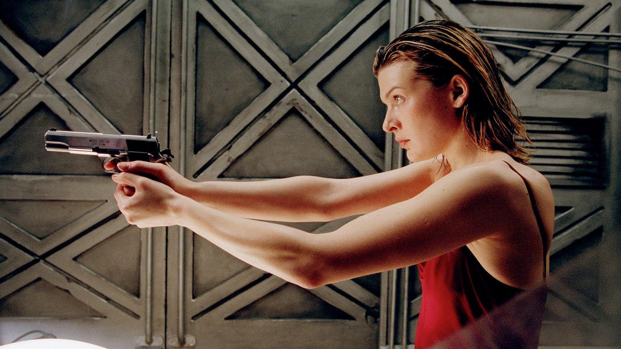 Resident Evil: El huésped maldito (HD 1080P y español – ingles 2002) (2) poster box code
