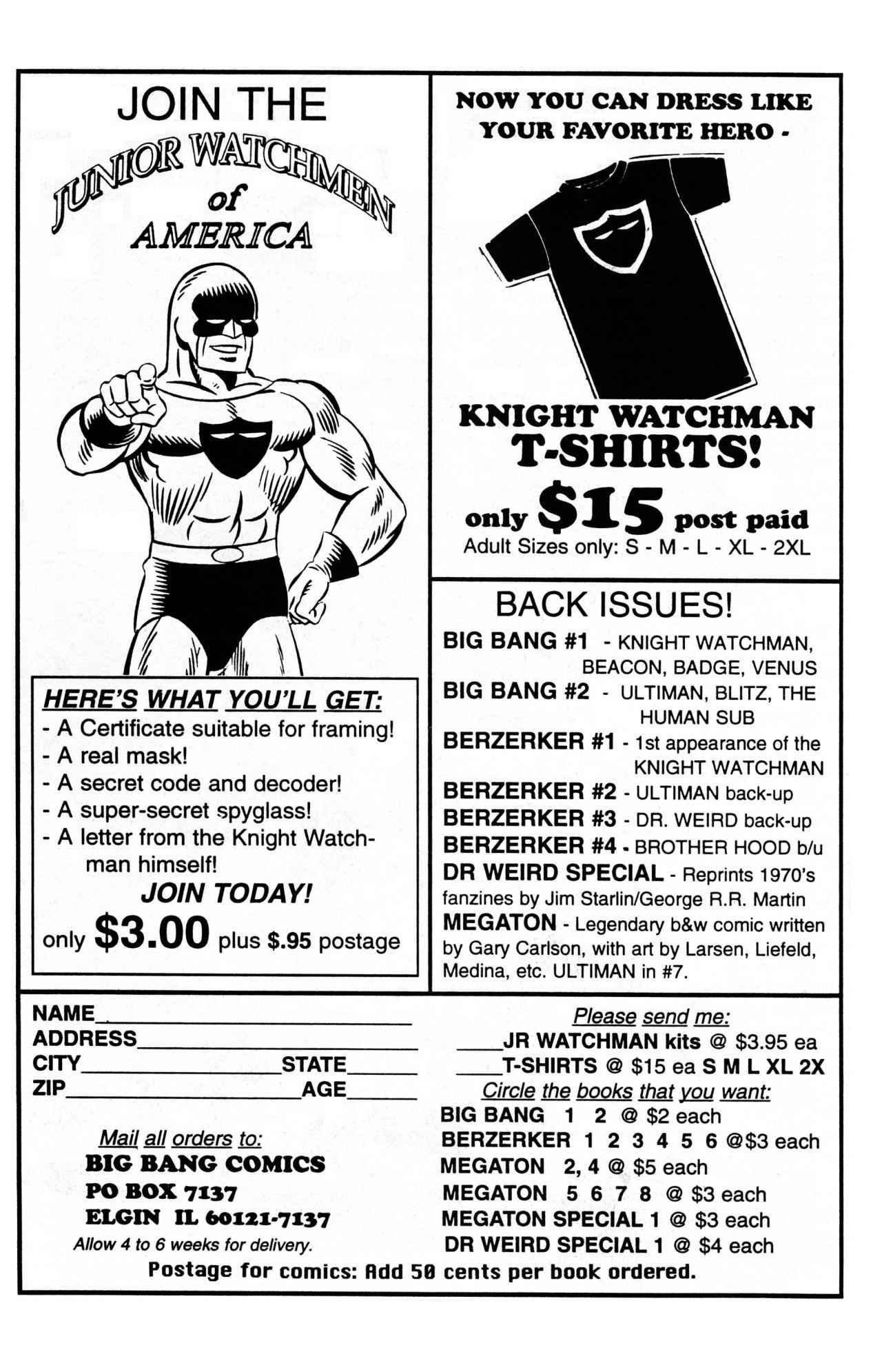 Read online Dr. Weird (1994) comic -  Issue #1 - 28