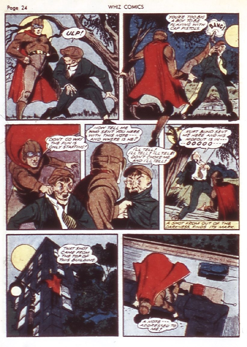WHIZ Comics issue 22 - Page 26