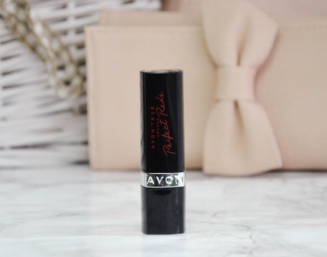 Avon True Color Perfect Reds Lipstick in Lava Love