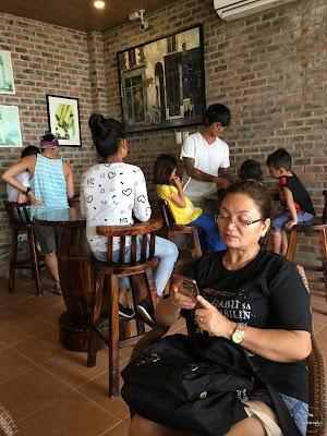 Cafe Aroma - Consuelo Port