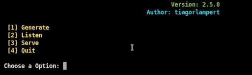 تخطي الانتي فيروس وعمل بايلود Persistent باستخدام CHAOS