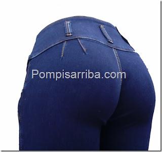 Ciclón Frida Fabrica Pantalones para dama de mezclilla levanta pompis 2021