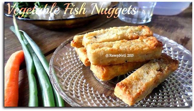 Vegetable fish nuggets recipe at ResepNeti 2015