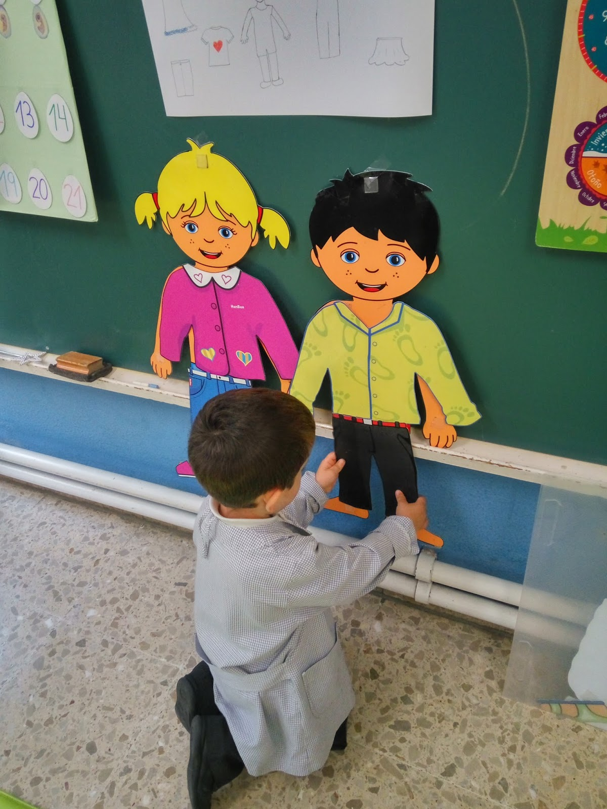 Agustinas Valladolid - 2017 - Infantil 3 - Estereotipos 2