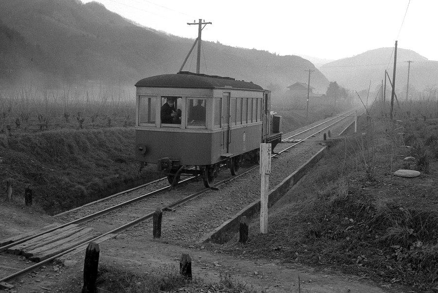 地方私鉄 1960年代の回想: 北関...