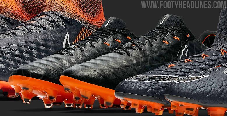 77af23cf8938 Release Imminent: First Nike 2018 Football Boots Collection Leaked