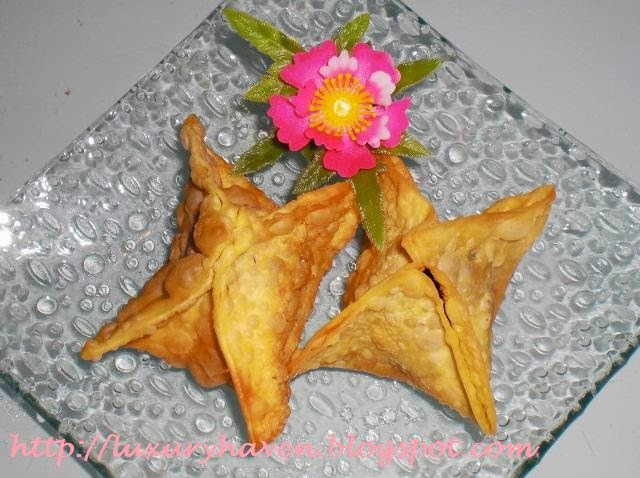 bob blumer chocolate kiss wonton recipe