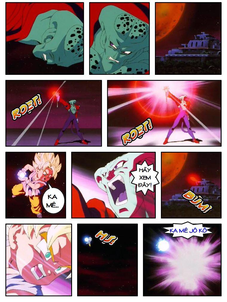 Dragon Ball GT chap 13 - Trang 5
