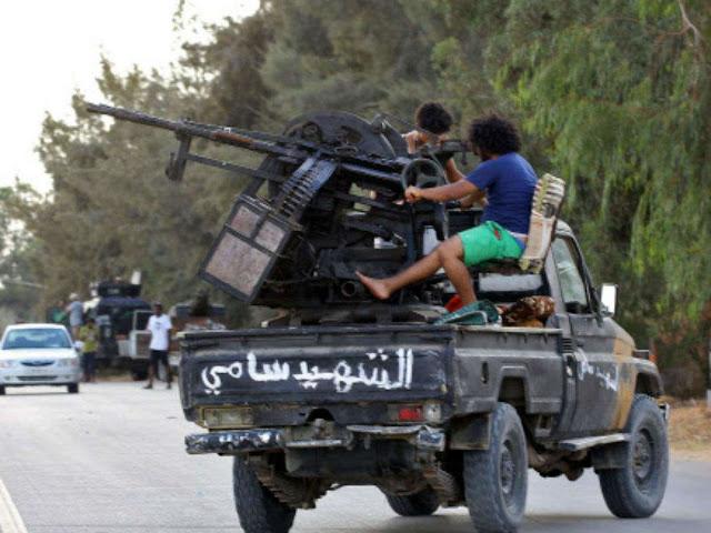 Libyan wealth fund asks Britain to halt IRA compensation bill