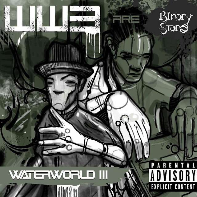 Binary Star WaterWorld Three One Be Lo Decompoze Subterraneous Records