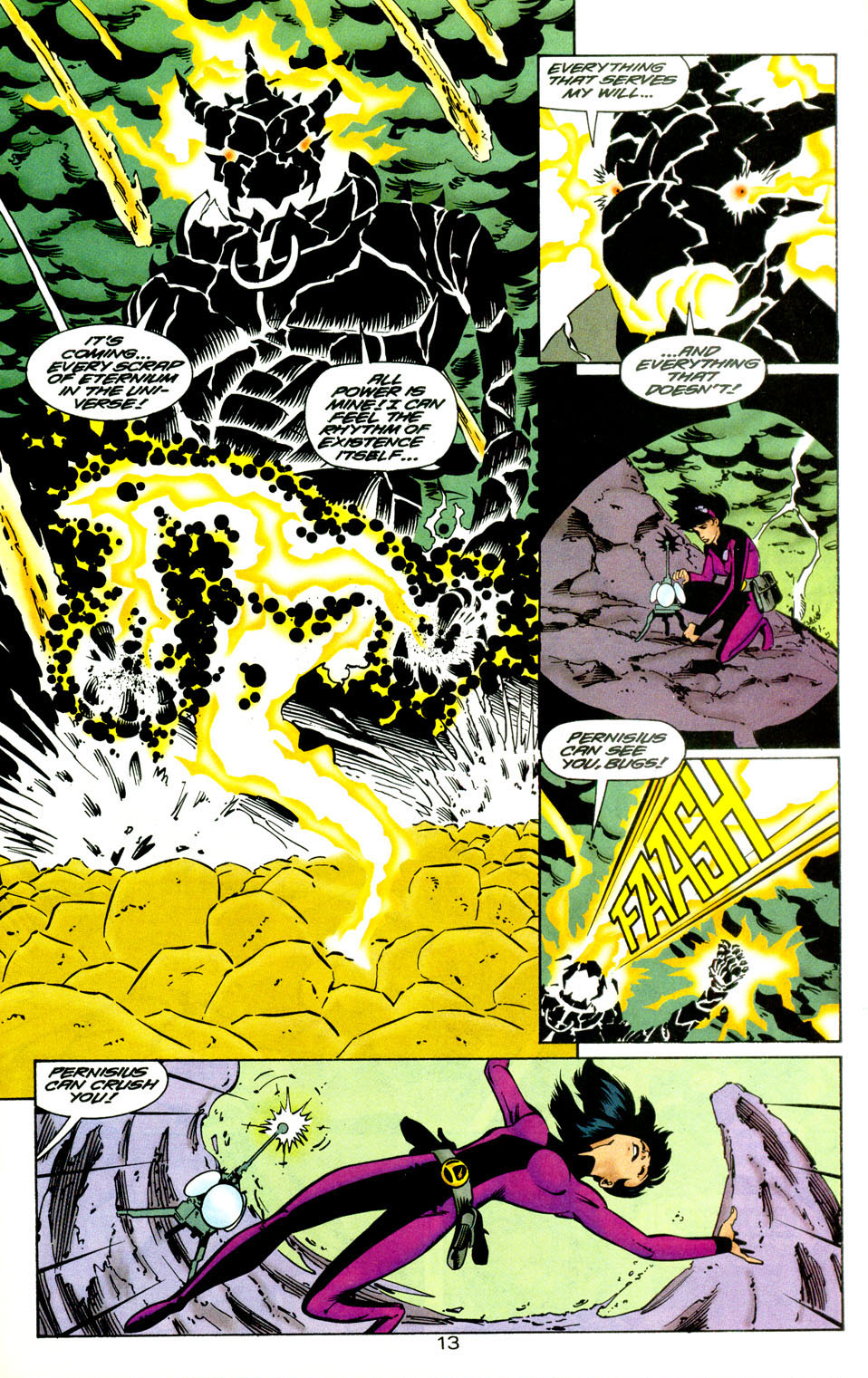 Legion of Super-Heroes (1989) 118 Page 14