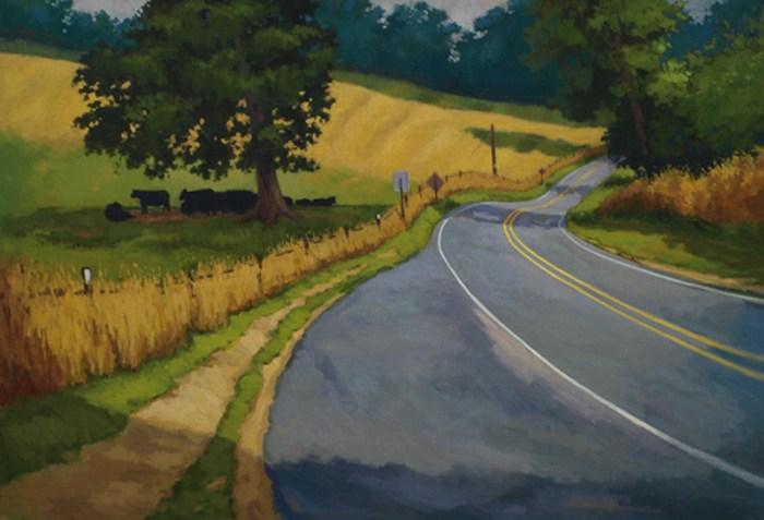 Я люблю рисовать. Frank Bruckmann