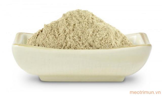 5 cách trị mụn bằng cám gạo