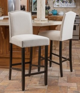Cozy Bar Stools for Your