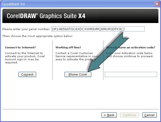 CRACK CorelDRAW Graphics Suite X4 Cesky And English